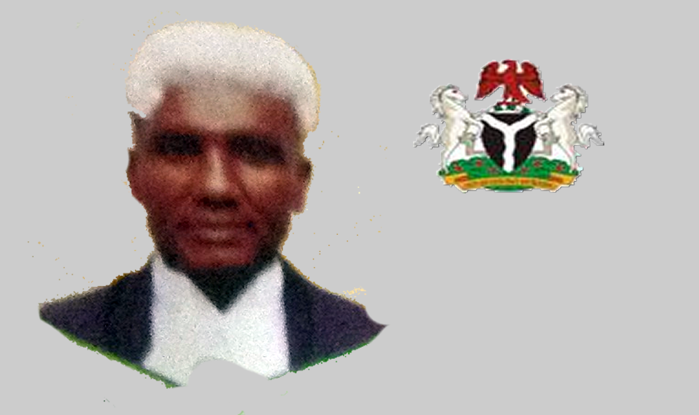 Honorable Justice Sunday Bassey Onu