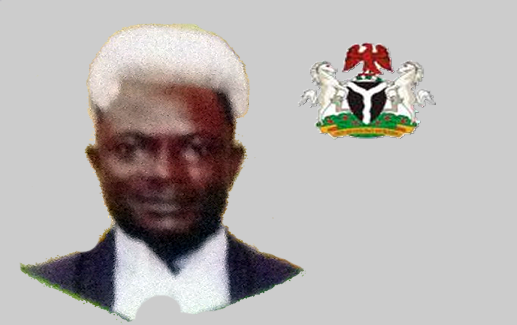 Honorable Justice Peter O.Lifu