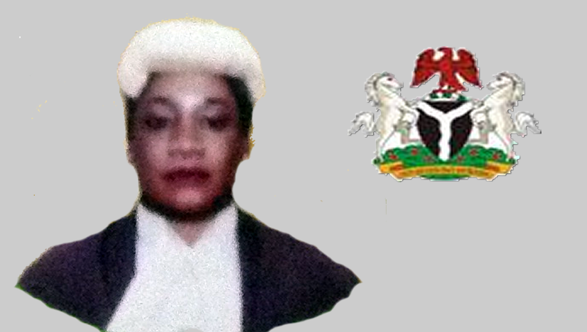 Honorable Justice Nkeonye Evelyn Maha