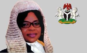 Honorable Justice Toyin Bolaji Adegoke