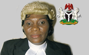 Honourable Justice D. V. AGISHI – (Jos Division)
