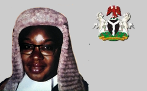 Honorable Justice Nehizena Afolabi