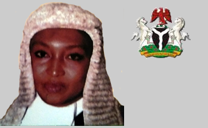 Honorable Justice Hadiza Rabiu Shagari